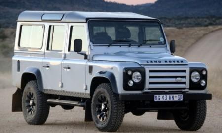 Land Rover do serwisu
