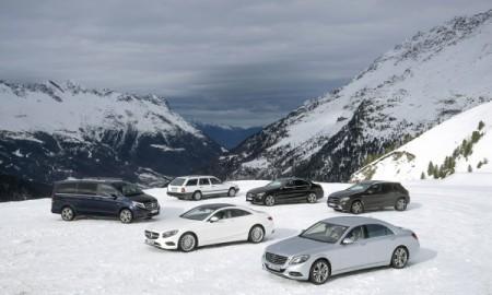 Mercedes 4MATIC – Trakcja z tradycją