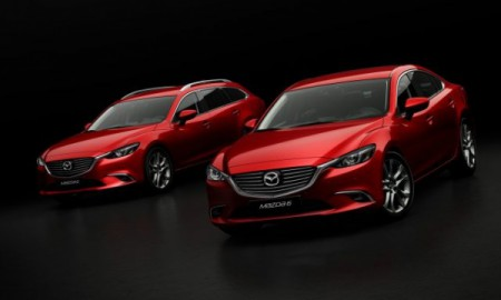 Mazda6 i Mazda CX-5 2015 – przed premierą