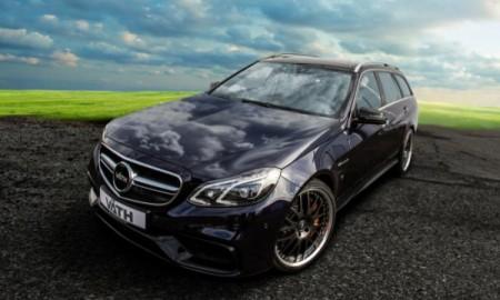 Mercedes E63 AMG S Vath – Coś więcej niż kombi