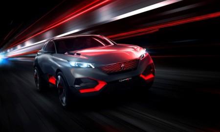 Peugeot Quartz - Zawadiaka