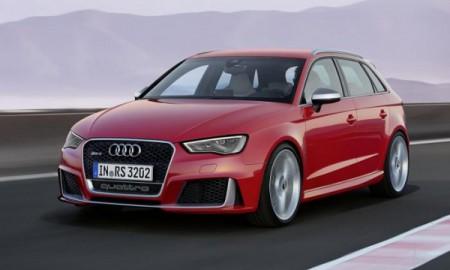 Audi RS 3 Sportback – Na ostro
