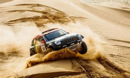 Mini rusza na Dakar