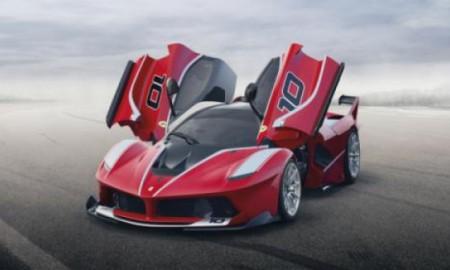 Ferrari FXX K – Z piekła rodem