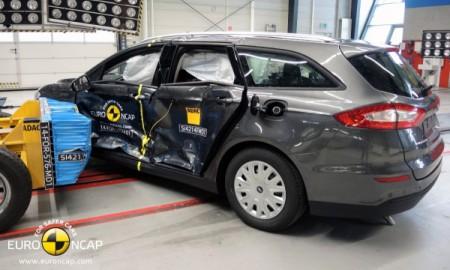 EuroNCAP sprawdziło najnowsze modele