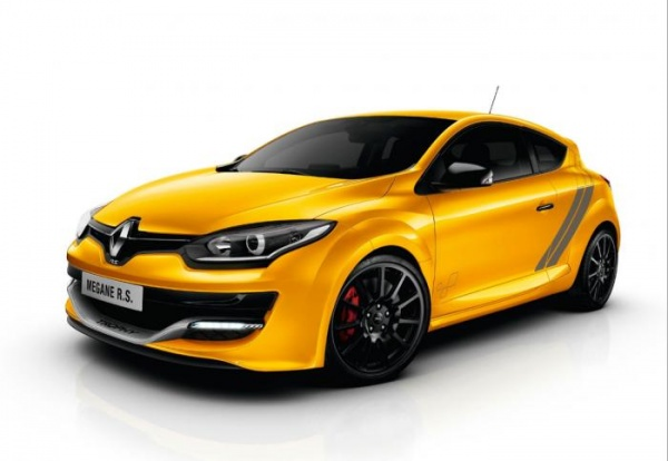 Hybrydowe modele Renault RS?