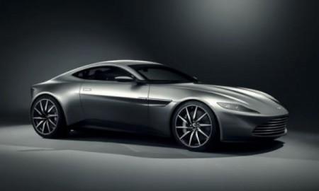 Aston Martin DB10 – Nowy samochód Bonda