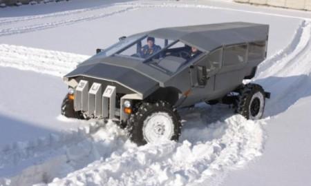 Ził Humvee – Hummer po rosyjsku