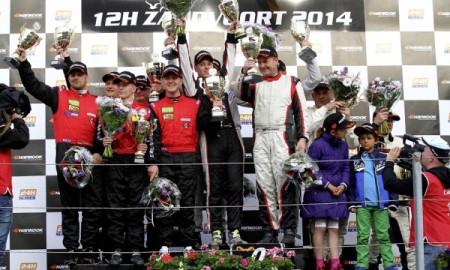 SLS AMG GT3 wygrał w tym sezonie 34 wyścigi