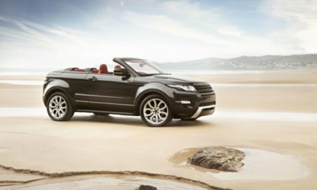 Range Rover Evoque Cabrio w przyszłym roku?