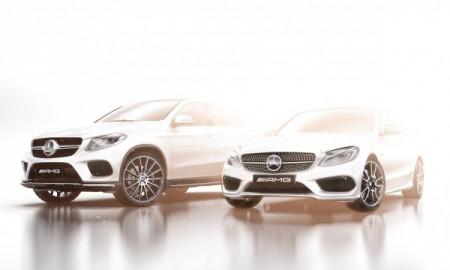 Mercedes poszerzy gamę aut z serii AMG Sport