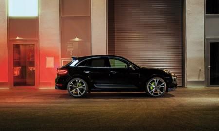 Porsche Macan S Diesel z poprawkami TechArt