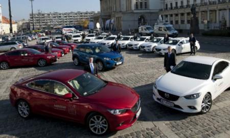 Mazda i Laureaci Nobla