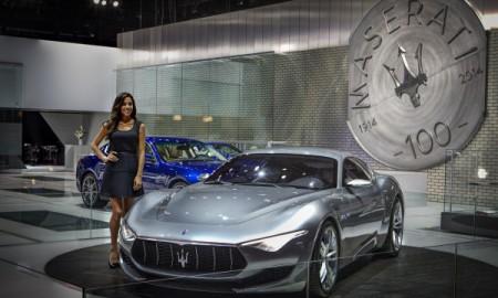 Maserati gwiazdą  Los Angeles Auto Show