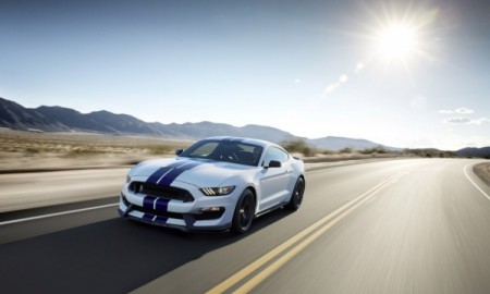 Ford Mustang Shelby GT350 – Powód do dumy