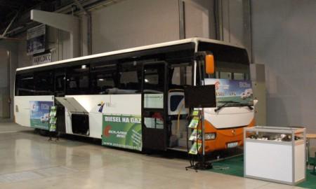 Autobusy i ciężarówki na cenzurowanym w KE