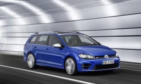 VW Golf R Variant – Kombi na sportowo