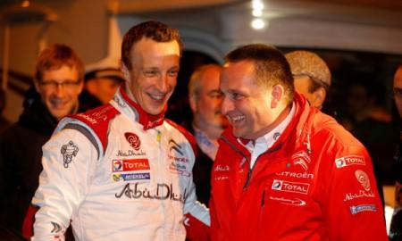 Kris Meeke zostaje w Citroënie