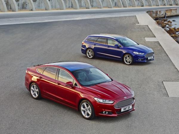 Ford Mondeo – Znów chce być prymusem