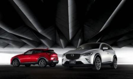 Mazda CX-3 - Nowy rywal z Japonii