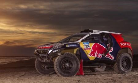 Peugeot 2008 DKR – Gotów do walki