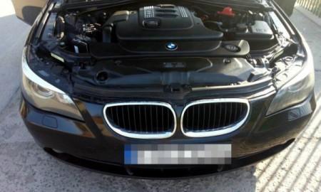 Mroczny przypadek BMW 520D
