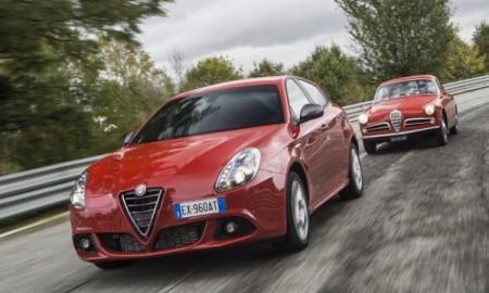 Alfa Romeo Giulietta Sprint – Italian style