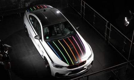 BMW M4 DTM Champion Edition – Z podpisem mistrza