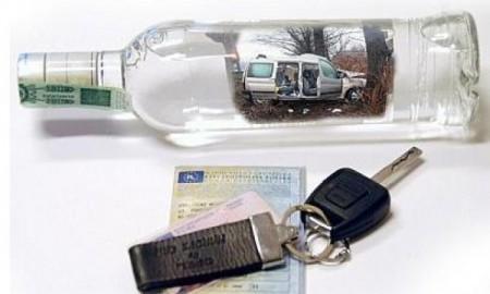 Pijani kierowcy sami płacą za wypadki