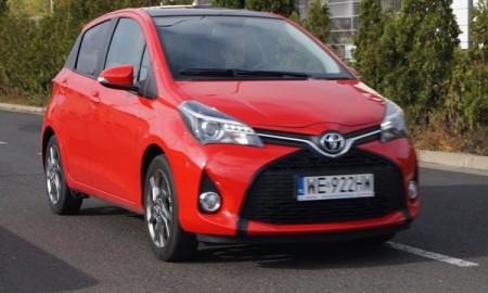 Toyota Yaris 1.33 Dynamic - Ekspresyjna