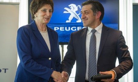 Peugeot wspiera PKOl