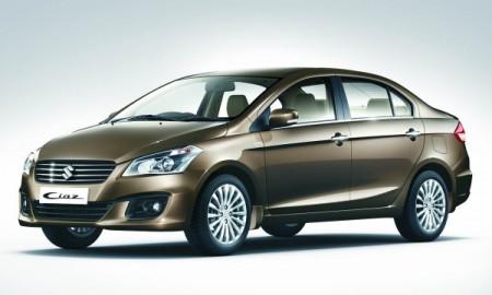 Suzuki Ciaz debiutuje w Indiach