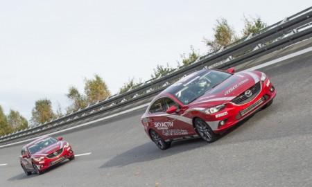 Mazda6 z rekordami świata