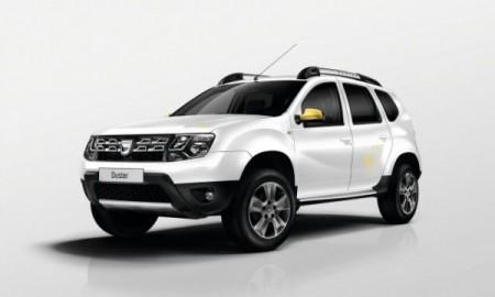 Limitowana Dacia Duster