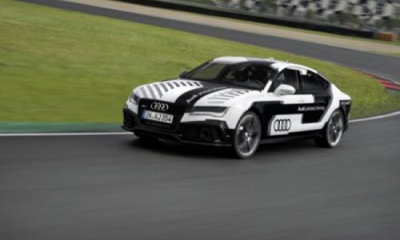 Audi RS 7 piloted driving concept – Bez kierowcy na torze