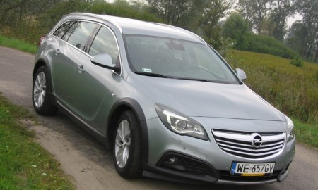 Opel Insignia Country Tourer 2.0 CDTI - Pakiet terenowy