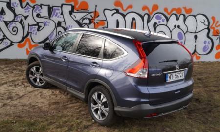 Honda CR-V 1.6 i-DTEC Lifestyle - Czy to ma sens?