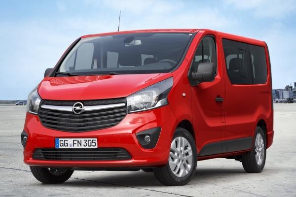 Nowy Opel Vivaro już w Polsce