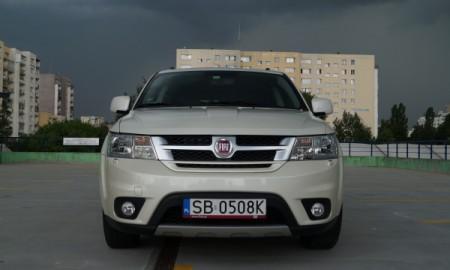 Fiat Freemont 3.6 V6 AWD Lounge - Włoski Amerykanin