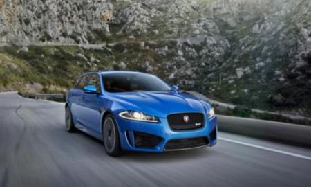 Jaguar XFR-S Sportbrake – Dla koneserów mocy