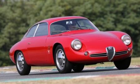 Międzynarodowy zlot z okazji 60-lecia Alfy Romeo Giulietta