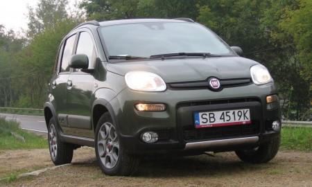 Fiat Panda 4x4 1.3 MultiJet - Mały ale dzielny