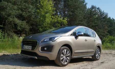 Peugeot 3008 1.6 e-Hdi 115 KM Active - Pomysł na crossovera czyli trzy w jednym