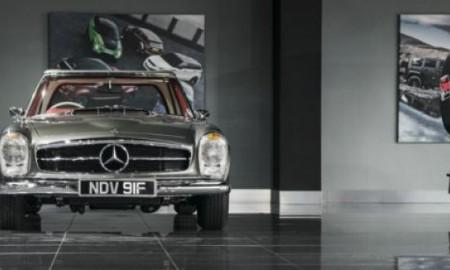 Piękny Mercedes-Benz 250 SL 1967 na sprzedaż