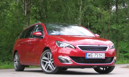 Peugeot 308 SW 2.0 HDi Allure - Cenne centymetry