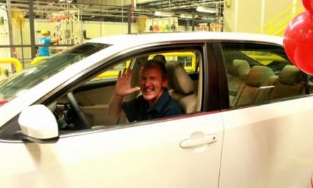Hybrydowa Toyota Camry dla...