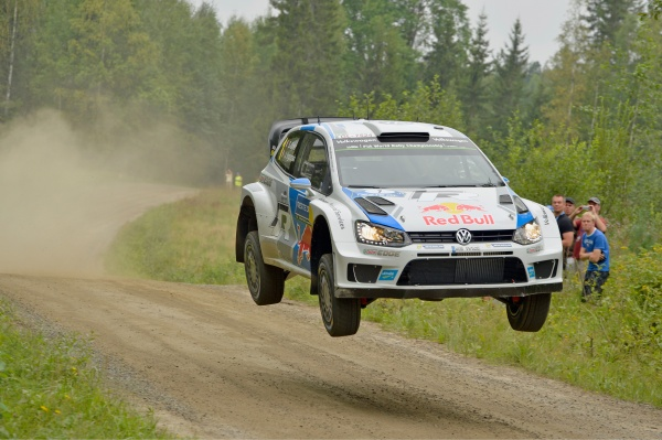 Rajd Finlandii – różnica tylko 3,6 sek.