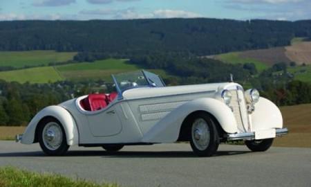 Unikatowe modele Audi na polskim zlocie zabytkowych pojazdów