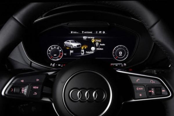Audi  TT - Nowa jakość dźwięku