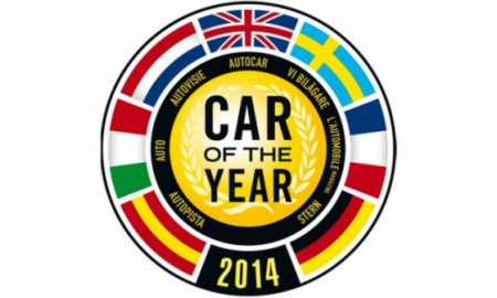 Kandydaci do tytułu Samochód Roku 2015